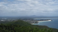 The view from Cape Hawke