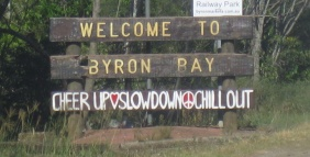 Welcome to Byron...