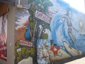 Byron Street Art