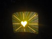 Love hearts in Nimbin
