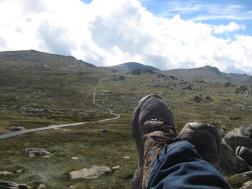 Koscuiszko feet
