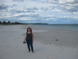 Me in Jervis Bay