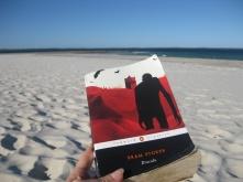Dracula on the beach