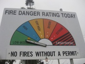 Fire Danger Five