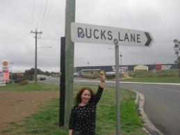 Ducks at Ducks Lane...!
