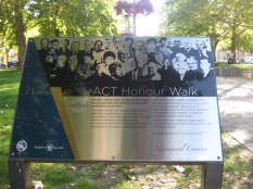 The Honour Walk