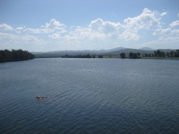Moruya's river