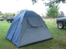 Our small ickle tent