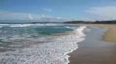 Mimosa Rocks Beach