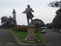 Centennial Park Statues