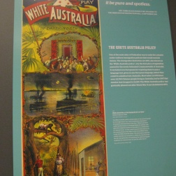 Immigration Restriction Act 1901