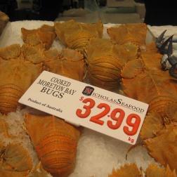 Morton Bay bugs