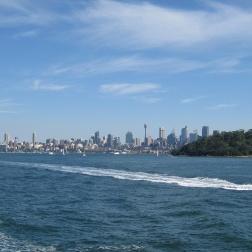 Sydney's skyline