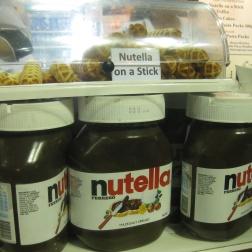 Nutella...