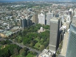 Sydney's Hyde Park