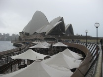 Sydney Opera House from Circular Quay