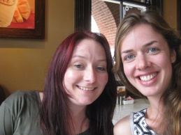 Scottish girls do the dome :-)
