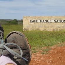 Cape Range feet