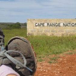 Cape Range feet