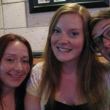 Me and my awesome Swedish friends