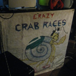 Crazy Crab Races