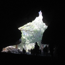 Tunnel Creek's caves