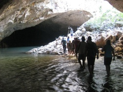 Tunnel Creek caves