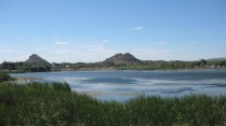 Kununurra's lake