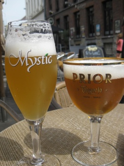 Tasty Belgian Beer
