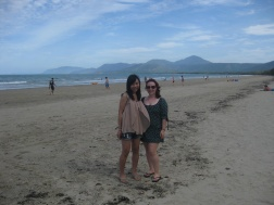 Me and Ariel on 4 mile beach