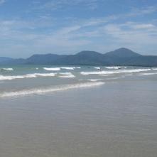 Beautiful Port Douglas coast