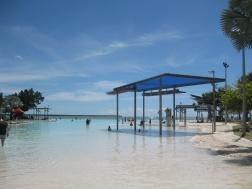 Cairns' lagoon