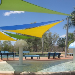 Georgetown swimming pool
