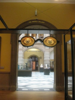 Eyes in Kelvingrove
