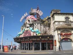 Blackpool amusements