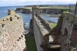 Tantallon Castle Battlements