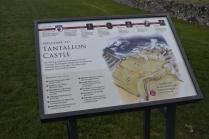 Tantallon Castle info
