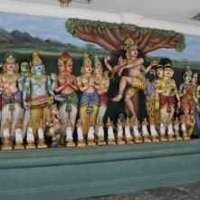 Temple adornments