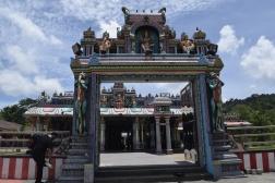 Sri Maha Mariamman Devasthanam Temple