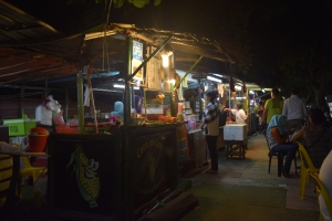 Cheap and tasty food stalls