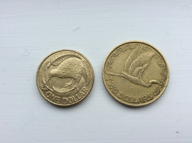 New Zealand coins