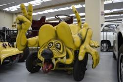 An Ed Roth car