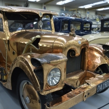 """Dodge Coupe """"Copper Car"""""""