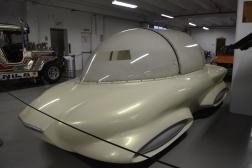 Diane Keaton and Woody Allen's car in 'Sleeper'