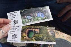 Hobbiton tickets