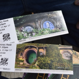 Hobbiton tickets