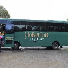 Hobbiton buses