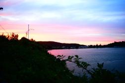 Sunset in Paremata